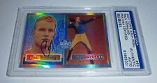 PACKERS Paul Hornung signed 1957 Topps Archives card #63 AUTO PSA/DNA Autograph