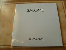 Salome - Terminal (SEALED NEW CD 2010)