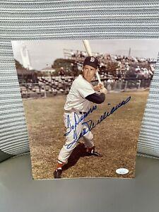 Ted Williams Signed Autographed Photo & Envelope JSA LOA!