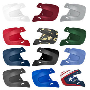 Easton Jaw Guard Extended C Flap Helmet Protector A168 517
