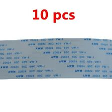 10pcs 30 pin Seiko SPT510 Printhead Data Cable for Challenger 3208H/ 3208G 42cm