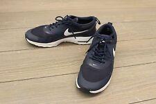 Nike Women's Air Max Thea Shoe Navy/White Size 7.5