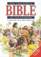 The Children's Bible in 365 Stories,Mary Batchelor,John Haysom- 9780745945965