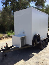 9ft x 5ft mobile cool room Coolroom Portable coolroom trailer