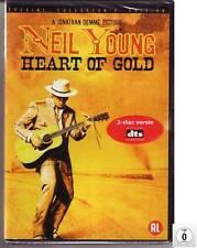 2 DVD (NEU!) . NEIL YOUNG - Heart of Gold (Konzertfilm 2005 mkmbh