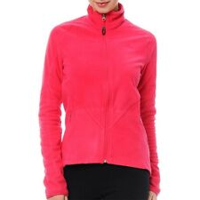 Adidas HT Fleece Jacke Zipp Damen Reachout Sweatschirt Pullover Outdoor warm