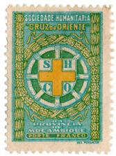 (I.B) Portugal Colonial Cinderella : Mozambique Charity Fund
