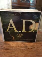 Vision Forum Ministries A.D. Audiobook Audio CD History of the World Anni Domini
