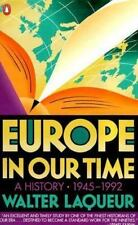 Europe in Our Time: A History 1945-1992 - LikeNew - Laqueur, Walter - Paperback