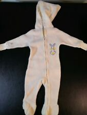 Vintage Baby Bunting Bunny Hug by Trimfit For Infant or Doll 22-26 lbs c 1970s