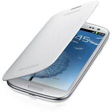 Original Samsung Galaxy S3 Flip Cover FlipCase EFC-1G6FWE Weiss NEU Bulk