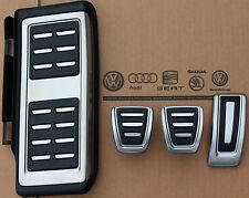 VW Golf 7 GTI original pedalset pedales R pedal tapas pedal cover kit apoyapies