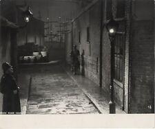 Photo Roger Kahan Tournage du Film Drôle de dramede Marcel Carné 1937 Vintage