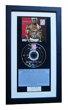 50 CENT Get Rich Or Die CLASSIC CD Album TOP QUALITY FRAMED+EXPRESS GLOBAL SHIP