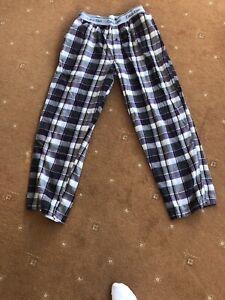 Calvin Klein Mens Pyjama Bottoms LARGE