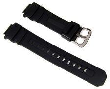 Cinturino Casio Nero G-7700 AW-591 AW-590 AWG-M100 AWG-101 AWG-100 G-7710