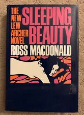 SLEEPING BEAUTY by Ross Macdonald Hardcover