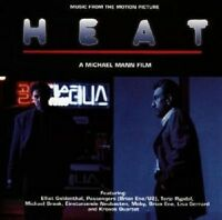 HEAT SOUNDTRACK CD OST NEUWARE