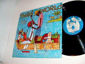 THIRD WORLD - JOURNEY TO ADDiS REGGAE ViNYL LP JAMAiCAN IMPORT CAV LiP STERLiNG