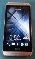 HTC Desire 601 White/Silver 8GB Unknown CDMA Carrier Good Condition