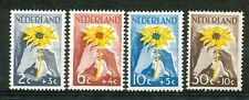 Nederland  538 - 541 postfris
