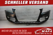 Audi Q5 8R Facelift S-LINE Bj. ab 2012 Stoßstange Vorne SRA PDC Original Schwarz