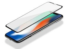 Tempered Glass Screen Protector Protective Film Guard For Apple iPhone X 5D