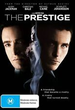 The Prestige (DVD, 2017) Excellent Condition