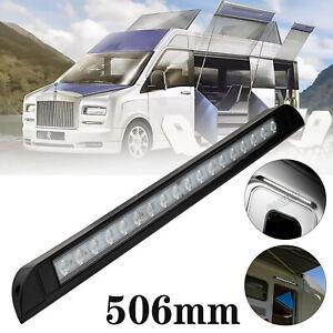 12V Waterproof 506mm LED Awning Strip Lights Motorhome Caravan Campervan Outdoor