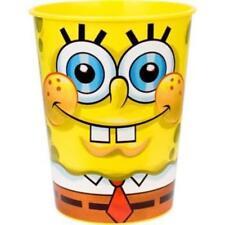 SpongeBob Classic Party Stadium Keepsake Plastic Cup 1 Count Birthday Supplies