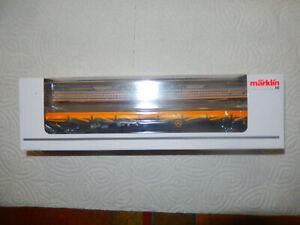 Märklin 47049 Niederbordwagen Eurotrain