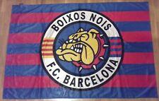 BOIXOS NOIS BARCELONA bandera flag ultras hooligans