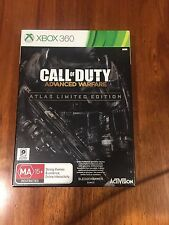 COD: Advanced Warfare - Atlas Limited Edition -XBOX 360 – VG Complete Condition