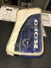 Koho Revolution Pro 500 Pro Sr Ice Roller Hockey Goalie Blocker Roy Style