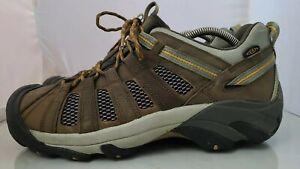Mens Keen Voyageur Hiking Shoe Size: 13 Color: Brown