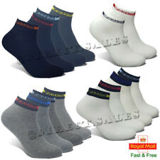 CK Calvin Klein Mens Womens Ankle Trainer Socks Liner Comfort Cotton Sports lot