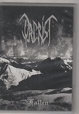 ORCRIST - fallen CD