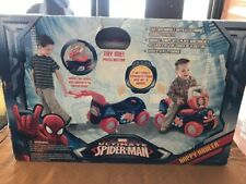 Spiderman Marvel Happy Hauler Wagon Ride New In Box