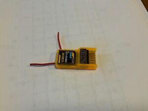 Orange DSM2/DSMX Spektrum compatible 2.4Ghz 6 channel receiver