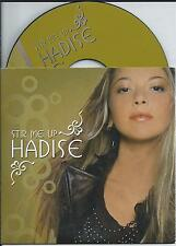 HADISE - Stir me up CD SINGLE 2TR CARDSLEEVE 2005 BELGIUM RARE!!