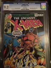 Uncanny X-Men #116 CGC 9.4 1978