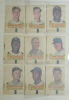 1966 Topps Rub-Offs - Cards #1-120 - Set Break - Choose From The List