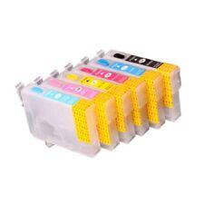 Fill in Patronen Ciss (kein OEM) für Epson Stylus Photo Drucker PX720WD PX730WD