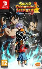Super Dragon Ball Heroes World Mission (Nintendo Switch, 2019)