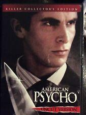 American Psycho Killer Collector's Edition Dvd