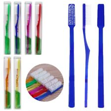 6x Nano Dental Care Premium Hard Toothbrush Bristle Tooth Brush Set For Adult