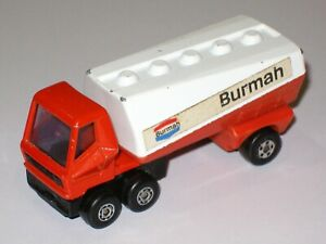Freeway Gas Tanker MB63-B 1973 - MATCHBOX Superfast 1:64 scale Diecast LOOSE