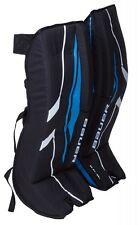 Bauer-torwartschiene junior streethockey. inline-, roll, hockey. muy fácil