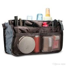 Women Lady Travel Insert Handbag Organizer Purse Pouch Tidy Liner Nylon Bag US