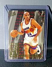 1995-96 Charles Barkley Fleer Ultra All-NBA Team #6 Basketball Card